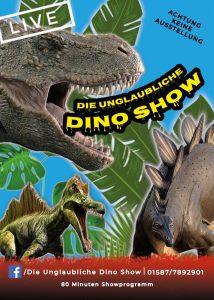 Der Lokschuppen Wird Zum Jurassic Park Am Sonntag 9 Februar